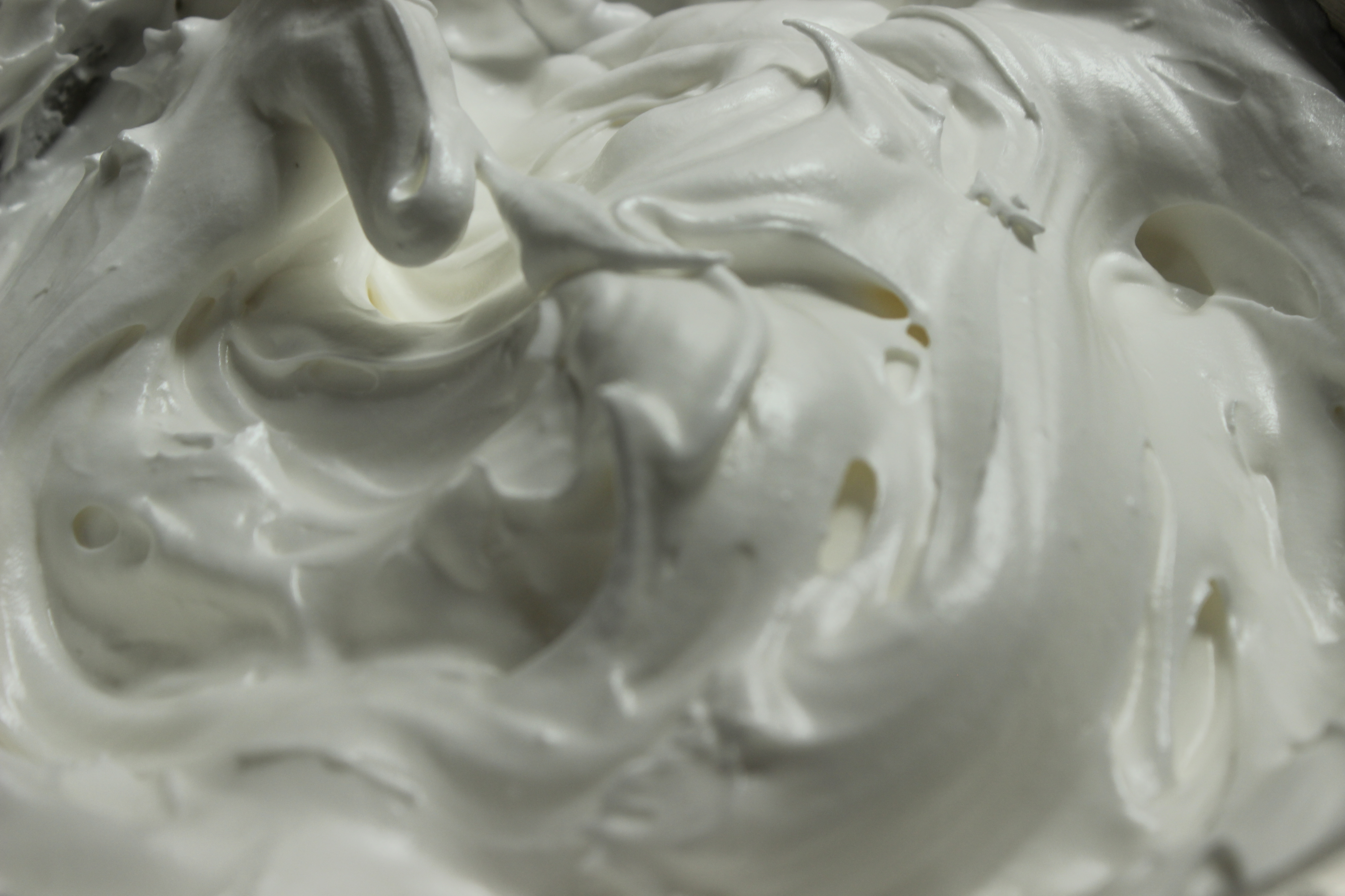 how to know when meringue is cooked